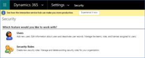 Dyn365Pros Microsoft Dynamics 365 Partner Microsoft Dynamics 365 Security Roles