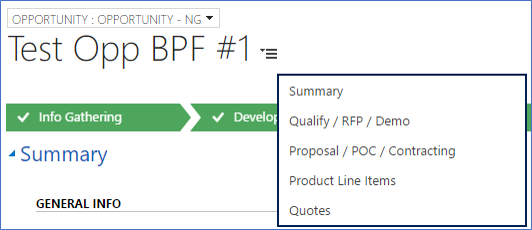Customizing Dynamics 365 Forms