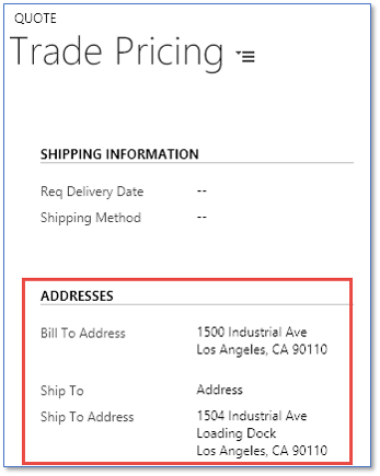 Dynamics 365 mapping without the code