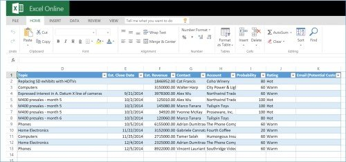 Microsoft Dynamics CRM Online Office 365 4