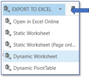 Update Data in Dynamics 365 Using Excel